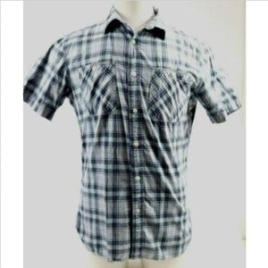 Banana Republic Men's Casual Shirt Size Medium